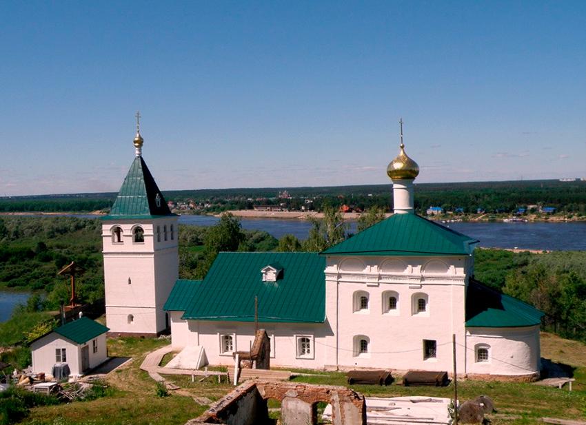 Дудин-монастырь